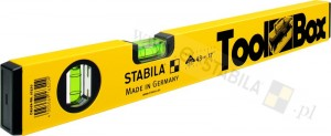 POZIOMNICA  43CM TYP TOOLBOX LEVEL  STABILA